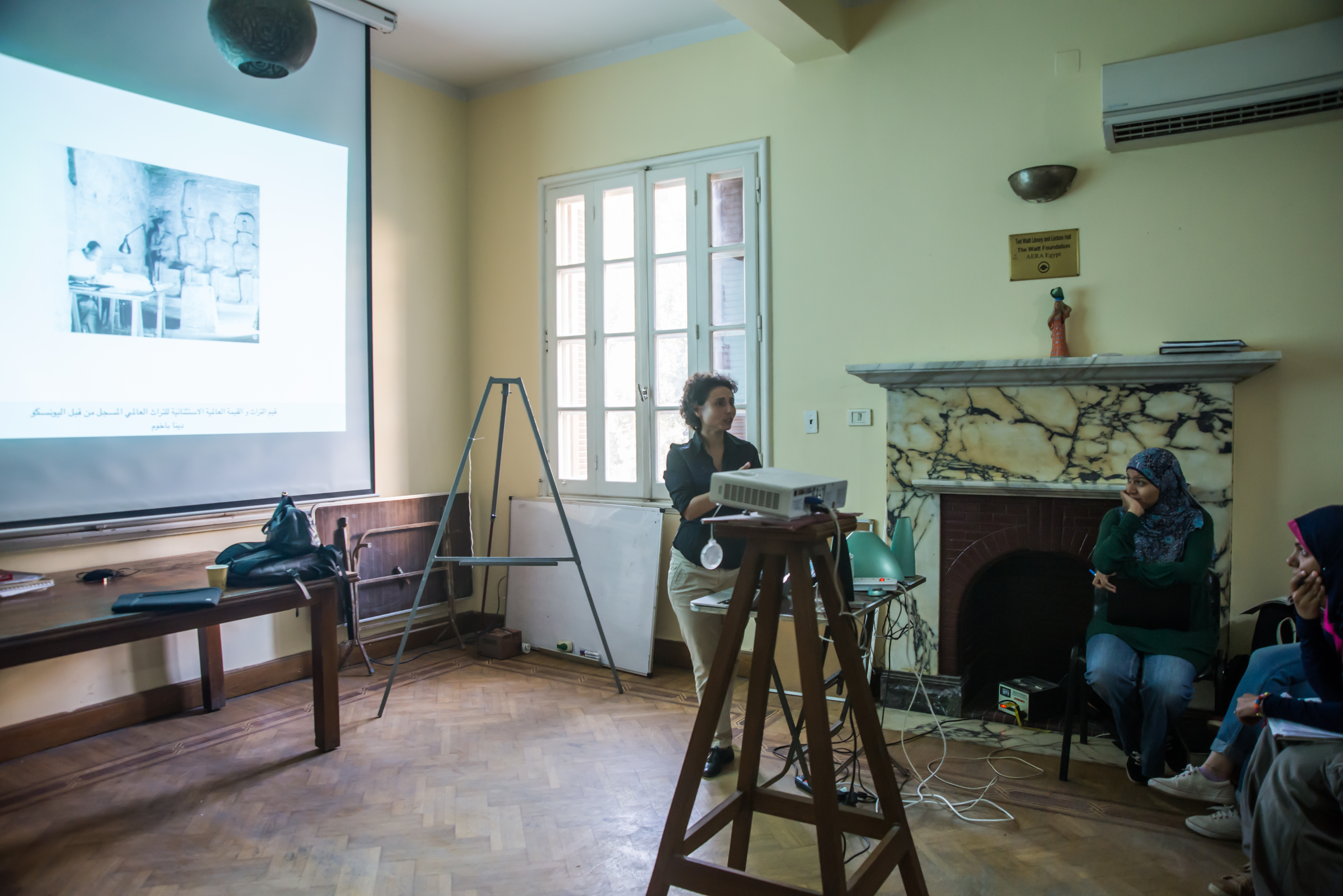 Guest Lectures with Leading Experts - Dina Bakhoum (Image 2)